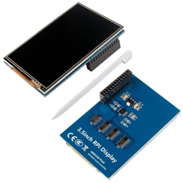 3 5″ Touch-Screen LCD For Raspberry Pi