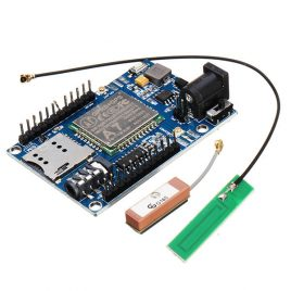 A7 GSM GPRS GPS 3 In 1 Module Shield Support Voice Message
