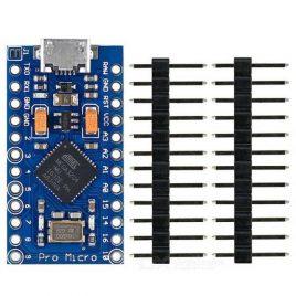 Arduino Pro Micro ATmega32U4 5V 16MHZ Board