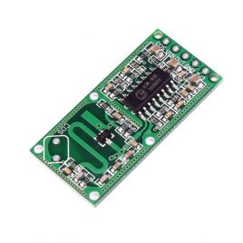 Doppler Radar Sensor With Digital Output-RCWL-0516