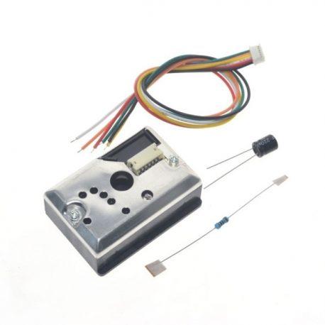 Dust Smoke Particle Sensor-GP2Y1010AU0F