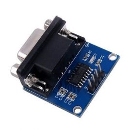 RS232 To TTL Serial Port Converter - MAX3232