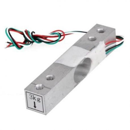 Weighing Load Cell Sensor 3KG For Electronic Kitchen Scale With Wires