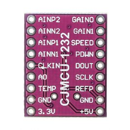 CJMCU-1232 ADS1232 24Bit Analog-To-Digital Converter Board