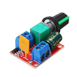 PWM Speed Controller Module-DC 5V To DC 35V 5A 90W