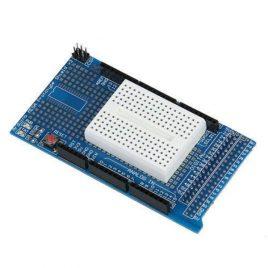 Prototype Shield V3.0 For Arduino Mega With Breadboard