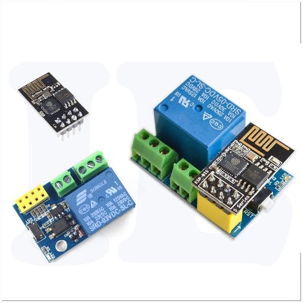 ESP8266 5V WiFi Relay Module - IOT Switch