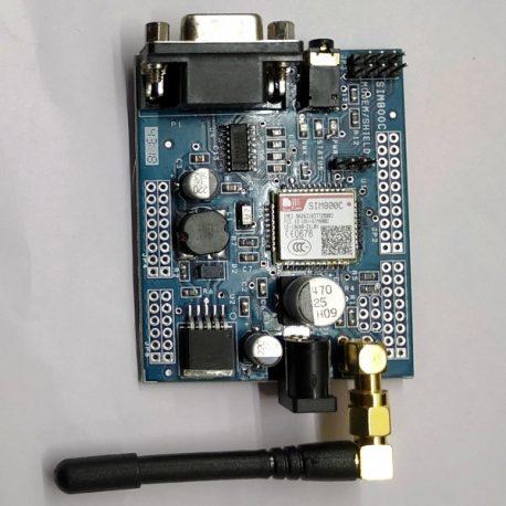SIM800C GPRS/GSM Modem Shield for Arduino