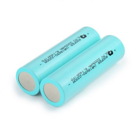 Roofer Lithium-Ion Battery Cell 18650 3.7V 2200mAh – 1Pcs