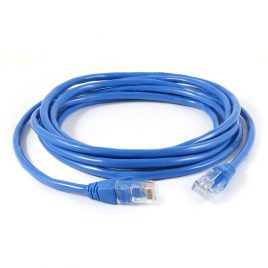3M Cat 5 RJ45 Male to Male Computer LAN Ethernet Networking Cable LAN Cord