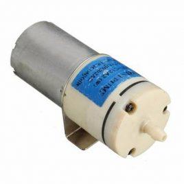 12V Mini Air Pump Motor Air Vacuum Pump for Aquarium Tank Oxygen Circulate