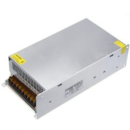 48V 10A 480W SMPS Driver AC110/220V Regulated Switching Power Supply