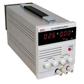 HTC 30 V 2 A Single Output DC Regulated Power Supply DC-3002