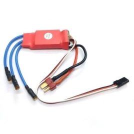 SimonK 30A BLDC ESC Electronic Speed Controller with Connectors