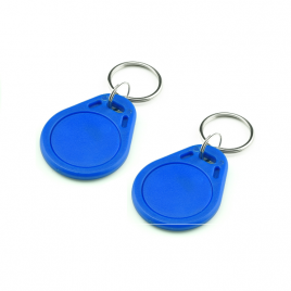 13.56MHz RFID IC Key Tag – 2Pcs
