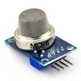 MQ-6 Liquefied Petroleum Isobutane Propane Gas Sensor Module