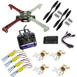 Quadcopter Combo DIY Kit With APM2.8 Flight Controller