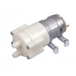 R365 DC 12V Pneumatic Diaphragm Water Pump Motor