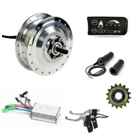 E Bike Hub Motor Full Kit 36V 250W