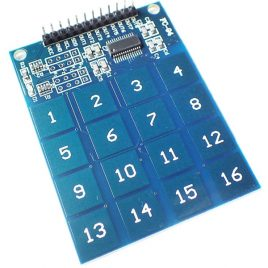 TTP229 16-Way Capacitive Touch Switch Digital keypad Module
