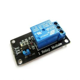 1 Channel Opto Isolated Relay Module - 5V