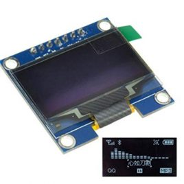 1.3 Inch 128×64 OLED Display Module with SPI Serial Interface-7 Pin