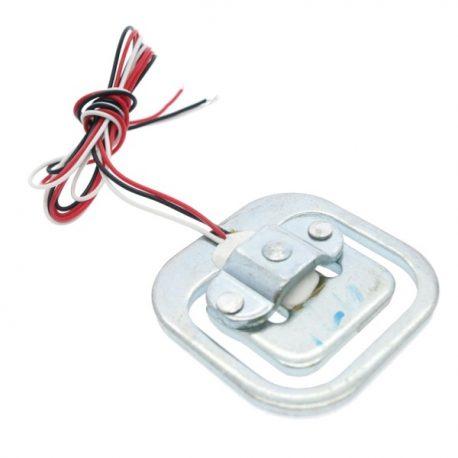 50kg Half-bridge Experiments Body Scale Load Cell Sensor Resistance Strain Sensor