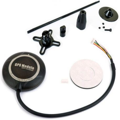 APM UBLOX NEO 7M GPS With Compass + Fordable Stand