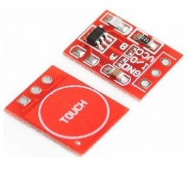 Capacitive Touch Sensor Module TTP223B