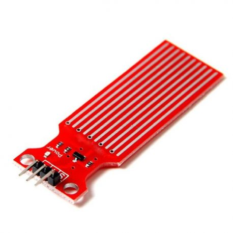 Water Level Depth Detection Sensor for Arduino