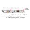 12V-5Meter Addressable RGB Led Pixel Strip Tape 60LED M WS2811 details