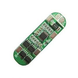 3S 6A 12V 18650 Lithium Battery Protection Board BMS
