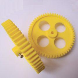 56 Teeth High Quality Plastic Spur Gear