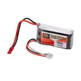 7.4V 1050mAh 2S- 25C Absd LI-PO Battery