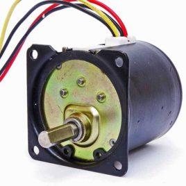 AC Synchronous Motor (59TYD-375-2B)-5RPM-220Vac-13W