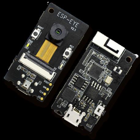 ESP-EYE ESP32 Wi-Fi and Bluetooth AI Development Board