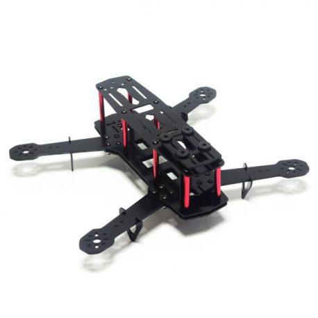 QAV250 Quadcopter Frame Racing 250 Class Kit Glass Fiber