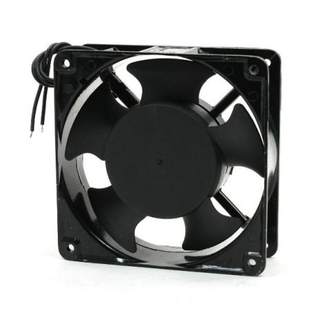 Cooing Fan 230V AC Axial 120X120X38MM Square