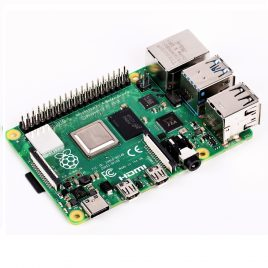 Raspberry Pi 4 Model-B With 4 GB RAM