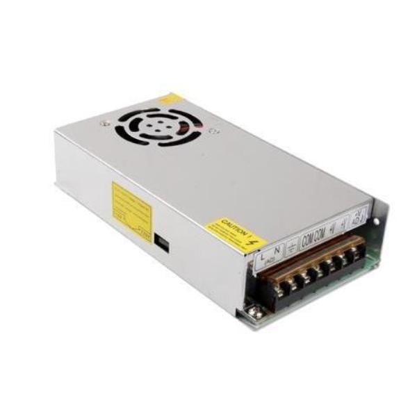 5V 60A Industrial SMPS Power Supply With Cooling Fan