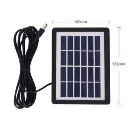 4V 1.3W Solar Panel With Wire