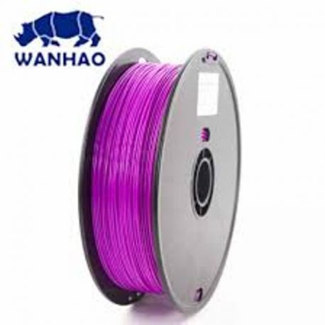 WANHAO Purple PLA 1.75 mm 1 Kg Filament For 3D Printer – Premium Quality Filament