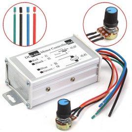 20A PWM DC Motor Speed Regulator Module