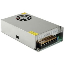 24V 10A Industrial SMPS Power Supply With Fan