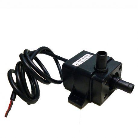 DC 12V 3M Micro Electric Brushless Water Pump For Aquarium 240L/H