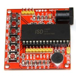 ISD1760 Voice Recording Playback Module