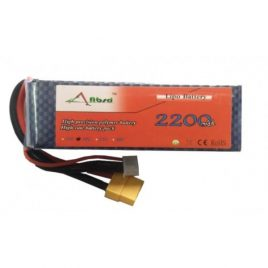 11.1V 2200mAh 3S- 40C- Absd LI-PO Battery Pack XT60
