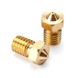 Brass Nozzle 0.4mm For 1.75mm Filament 3D Printer