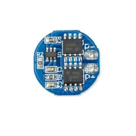 HX-2S-A2 Circular 2S 8.4V BMS 18650 Lithium Battery Protection Board