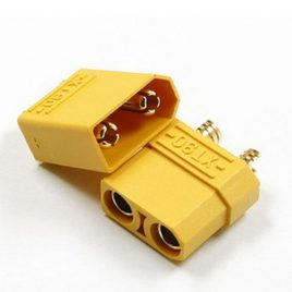 XT90 Male-Female Connector Pair
